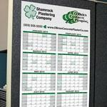 Large Wall Calendar Custom Printed