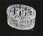Logo Branded Gentry Keepsake Box with Lid - Lead Crystal