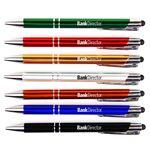 Logo Branded Metal Stylus Pen