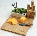 Duo Appetizer & Cheese Set Logo Branded