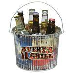 Custom Imprinted VP Brand Beverage Bucket