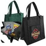 "Grande Insulated Cooler Tote Bag (13""x15""x10"") Logo Branded"