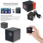 Custom Imprinted LED Micro Cube Projector