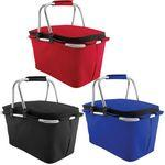 Logo Branded Collapsible Picnic Basket