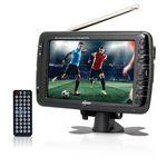 "Axess 7"" Portable LCD TV Logo Printed"