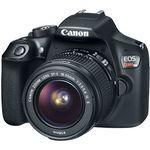 Canon EOS Rebel T6 DSLR Camera with 18-55mm Lens Logo Printed