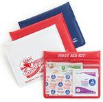 Custom Imprinted Traveling Mate First Aid Kit