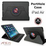 Custom Imprinted Porthole SmartCase for iPad Air w/Full Color Printing