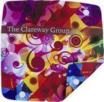 "Logo Branded Smart Cloth Thin Microfiber Cleaning Cloth (6""x6"")"