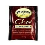 Logo Branded Twinings® of London French Vanilla Chai Tea
