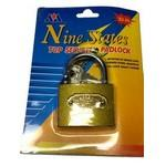 Custom Printed Padlock with Extra Keys