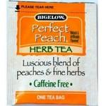 Promotional Bigelow Perfect Peach Herb Tea
