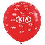 Logo Branded 3' Giant Fashion Color Balloons (All Over Print 360°)