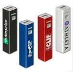 QUICK SHIP Calif. Inventory 2200 mAh Powerbank UL Certified. 1 to 5 days production