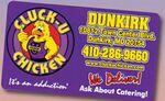 "Promotional Business Card Magnet (2""x3.5"")"
