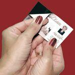Custom Imprinted Magnetic Business Card