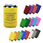 Collapsible Neoprene Can Sleeve Insulator Custom Imprinted