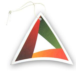 Triangle Air Freshener