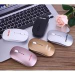 Multi Function Bluetooth Mouse with USB Receiver Logo Branded