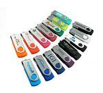 Logo Branded Equality 2GB Swivel Flash Drive in house stock