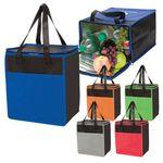 Logo Branded Nonwoven Tote Cooler Lunch Bag