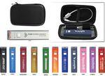 Traveler Power Bank Gift Set Logo Printed