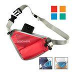 Custom Imprinted 210D Polyester Sports Waist Bag